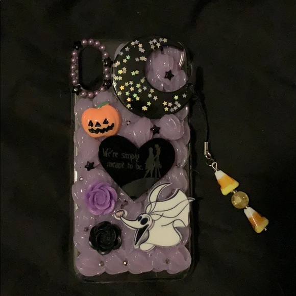 Christmas Iphone X Case.Nightmare Before Christmas Iphone X Case